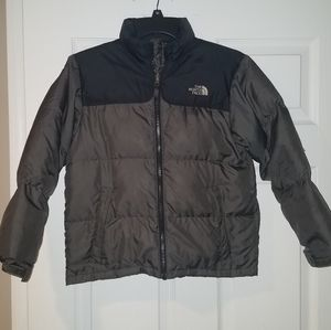 NORTH FACE PUFFER JACKET,  M (10/12)